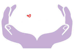 A hand to children - English